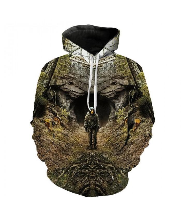 Japanese Streetwear Hoodie Men Harajuku Neck Fish Mouth Pullovers Sweatshirts Oversized Hip Hop Hoodies Techwear Hip Hop Gothic