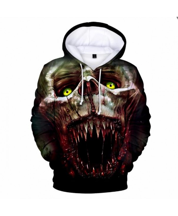 3D Halloween Hoodies Mens Hip Hop Terror Sweatshirts Hallowmas Hoodie All Saints'Day pullover Teenage All Hallows'Day 3D Clothes