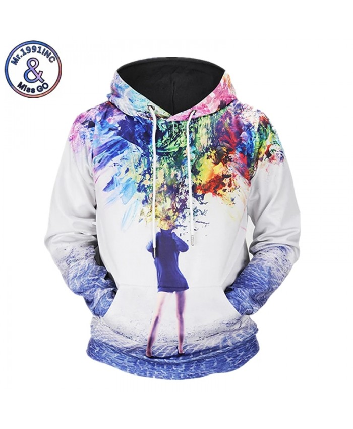 2021 Brand 3D Print Hip Hop Men Women Hoodies Sweatshirt Streetwear Tops Male Hooded Pullover Plus Size 3XL