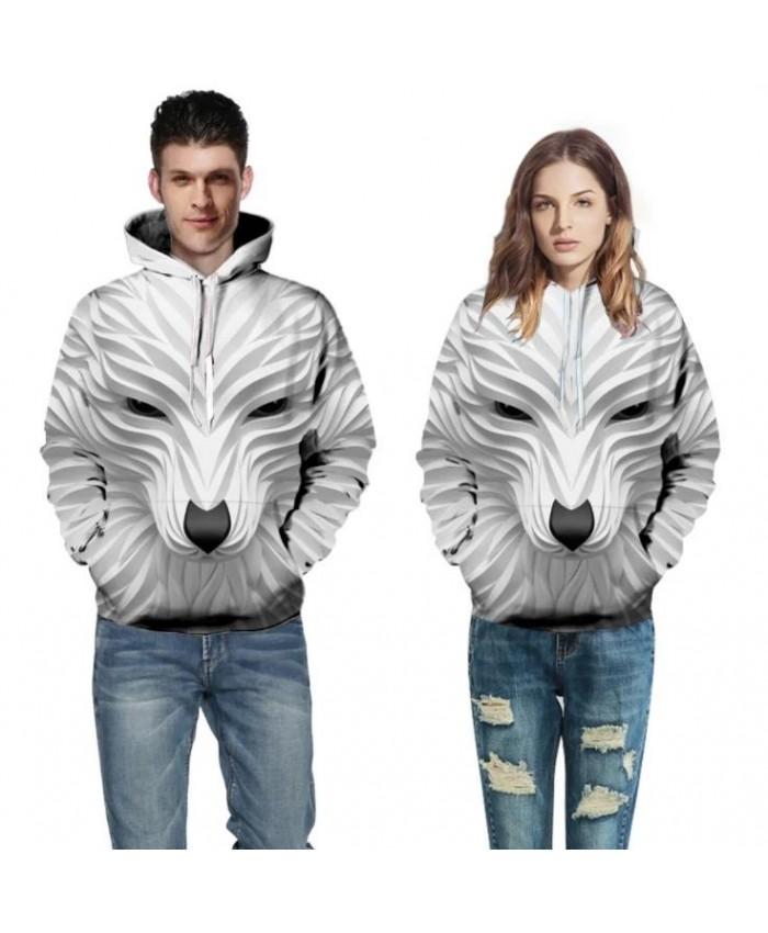 Winter Fashion Men Women 3D Print animal Hoodie Hip Hop Long-Sleeved Sweatshirt Casual Funny Pullover