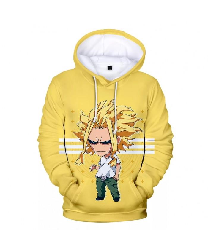 Boys Girls My Hero Academia Cosplay Costume Hoodie Sweatshirt Kids 2T-16T Teenager 3D Printed Hoody Harajuku Cartoon Trracksuit