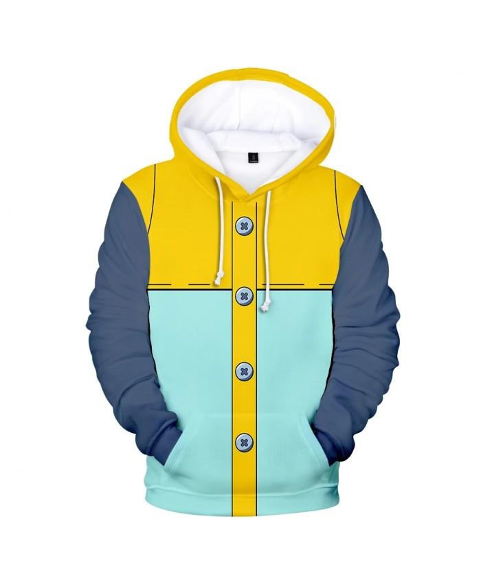 3D The Seven Deadly Sins Comic Character Clothes Hoodies Men Women Sweatshirts Hot Autumn Hoodie New 3D Boys Girls pullover