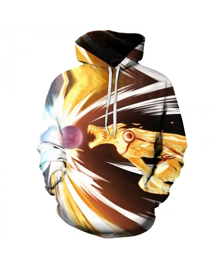 2021 Fall 3d Men's And Women's Hoodie Fashion Hooded Sweatshirt 3d Printing Kids Cartoon Anime Clothes Plus Size 6xl