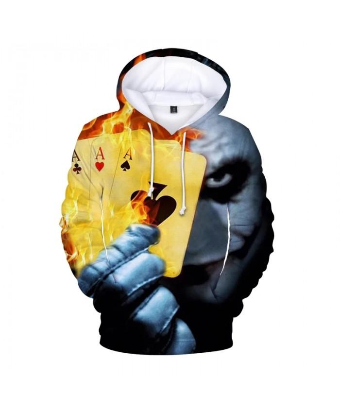2021 New Style Hoodies for Autumn Winter Brand Hoodie Plus Size Jacket Joker 3D Print Mens Hoodies Pullovers Sweatshirt Hooded