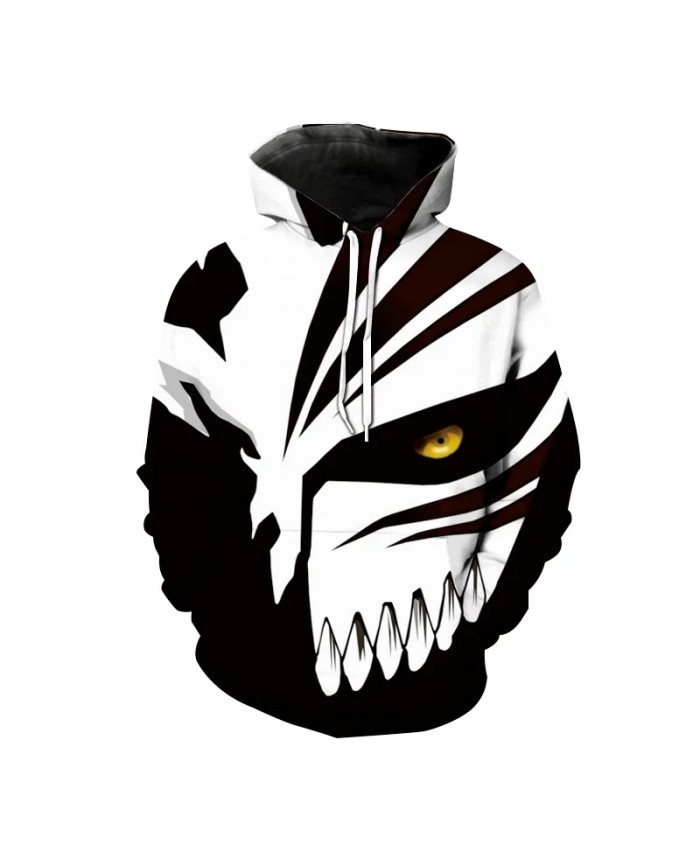Autumn/Winter Anime Grim Reaper 3d Printing Men's And Women's Hoodie Children's Fashion Sweatshirt Pullover Casual Cot