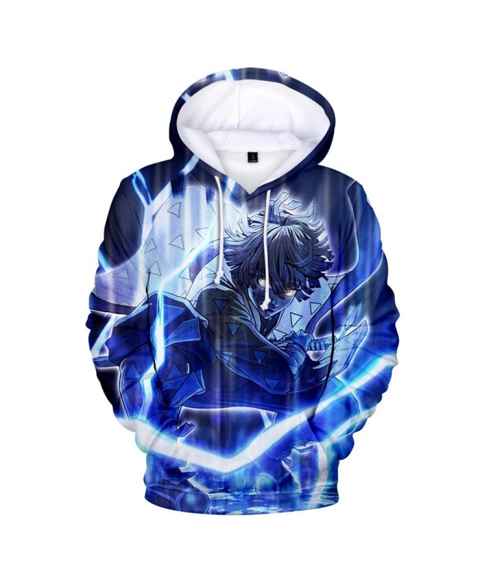 New 3D Print Ghost Blade Hoodies Men women Fashion High Quality 3D Harajuku Kids Demon Slayer Hooded Autumn boy girl Sweatshirts