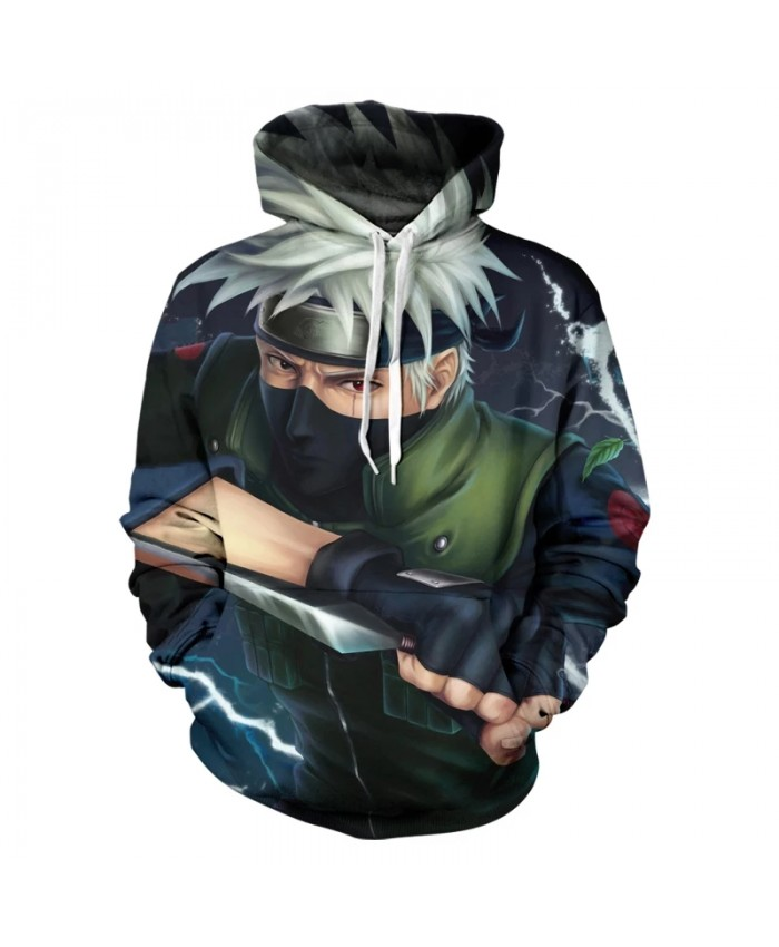 2021 3D Men's  Hoodie Autumn Fashion 3D Printing Cartoon Fashion Men's and Women's Casual Street Dance  Hoodie