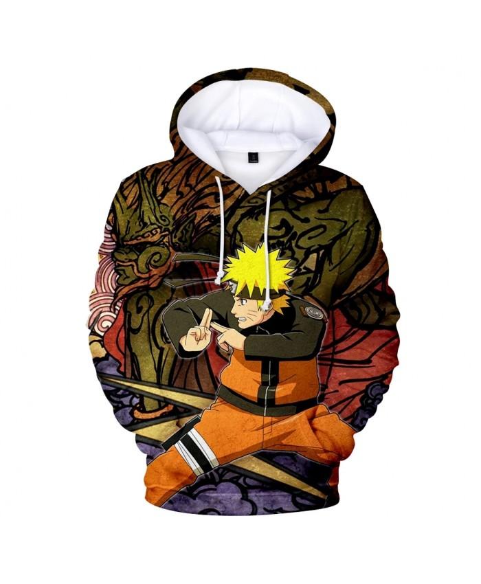 2021 Fashion Hot 3D Print Hoodies Men women Naruto Hot Animation High Quality Harajuku 3D Naruto Men's Hoodies and Sweatshirt
