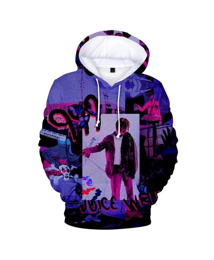 Juice WRLD 3D Hoodies Sweatshirts Men Women Fashion Hip Hop Hoodies Kids pullovers Hot 3D Hoodie boys girls casual Streetwear