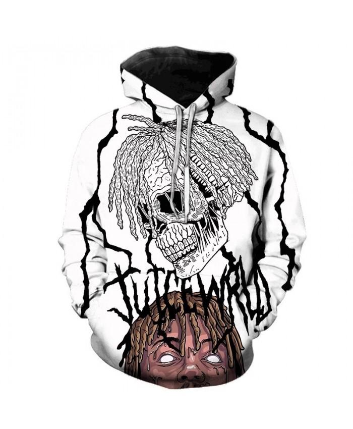 Hot Sale Rapper Juice Wrld 3D Print Hoodie Sweatshirts Men Women Winter Casual Long Sleeve Pullover Hip Hop Streetwear Hoodies