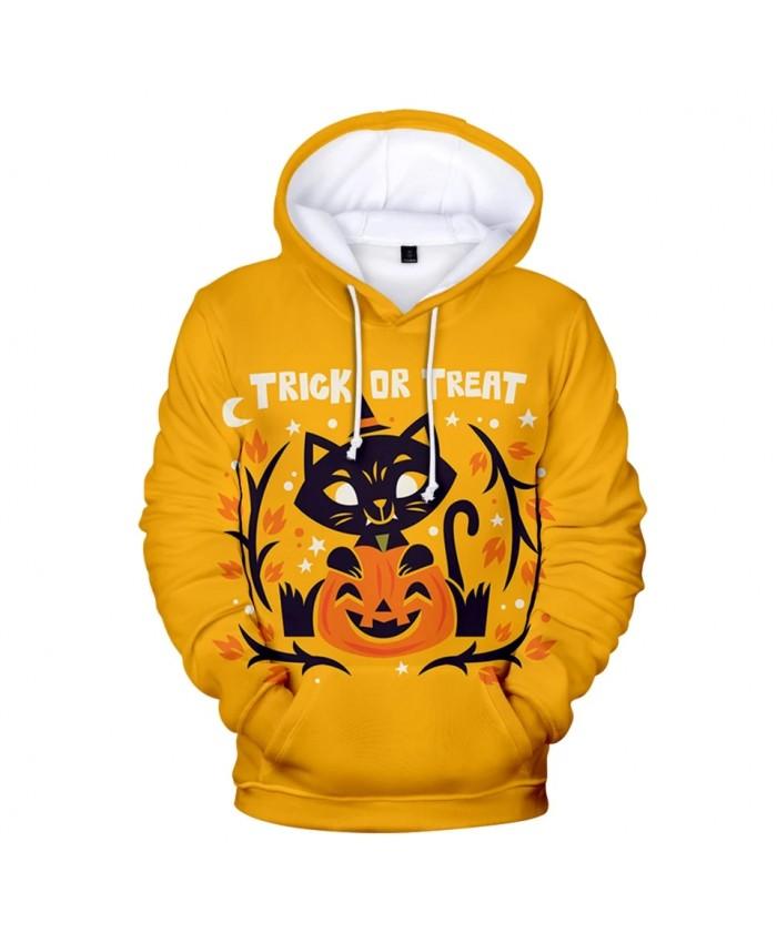 Halloween 3D Printed Hoodies Women Men Fashion Long Sleeve Hooded Sweatshirt Hot Sale Casual Streetwear Clothes