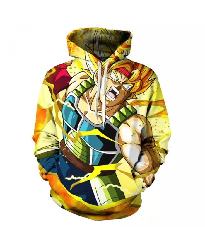2021 Autumn New Men's Hoodie 3d Printing Dragon Ball Z Wukong Hooded Jacket Boy Girl Sweatshirt 3d Fashion Hoodie