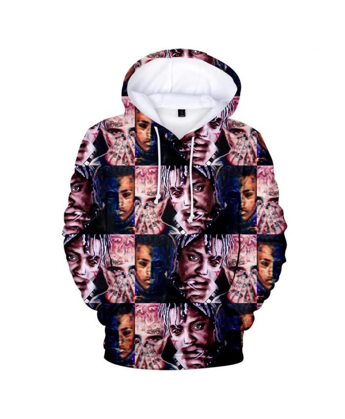 3D Juice WRLD Hoodies Men Women Sweatshirts New Harajuku Kids pullovers Autumn casual 3D Hoodie Hot Boys Girls Hip Hop Hooded