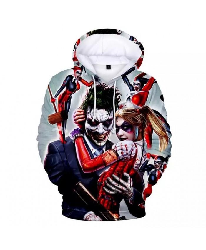 Joker Hoodies Men women 3D Print Fashion Harajuku Hip Hop Streetwear Casual joker Men's Hoodeis Sweatshirt Clothes