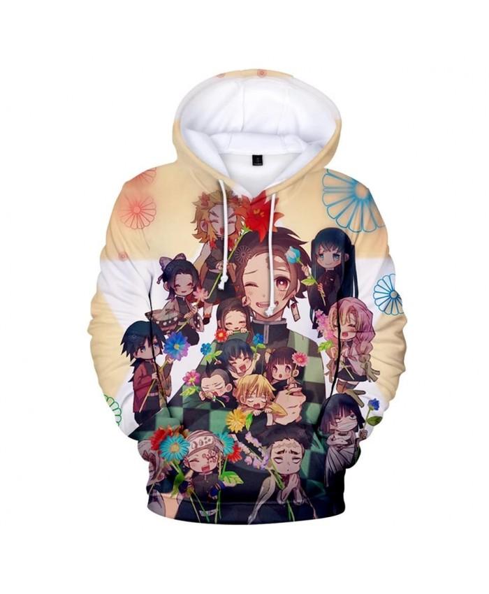 Ghost Blade 3D Hoodies Men Women Sweatshirts Harajuku Kids Hoodie pullovers Print 3D Demon Slayer Hoodies boys girls streetwear