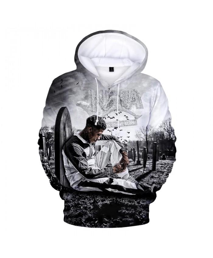 2021 Popular Newest YoungBoy Never Broke Again 3D Hoodie Sweatshirts Men Women Casual Streetwear Hip Hop Print Pullovers