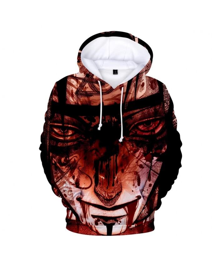 2021 Fashion 3D Naruto Hoodies Men women Autumn Hip Hop High Quality 3D Print Men's Hoodies and Sweatshirt Naruto Clothe