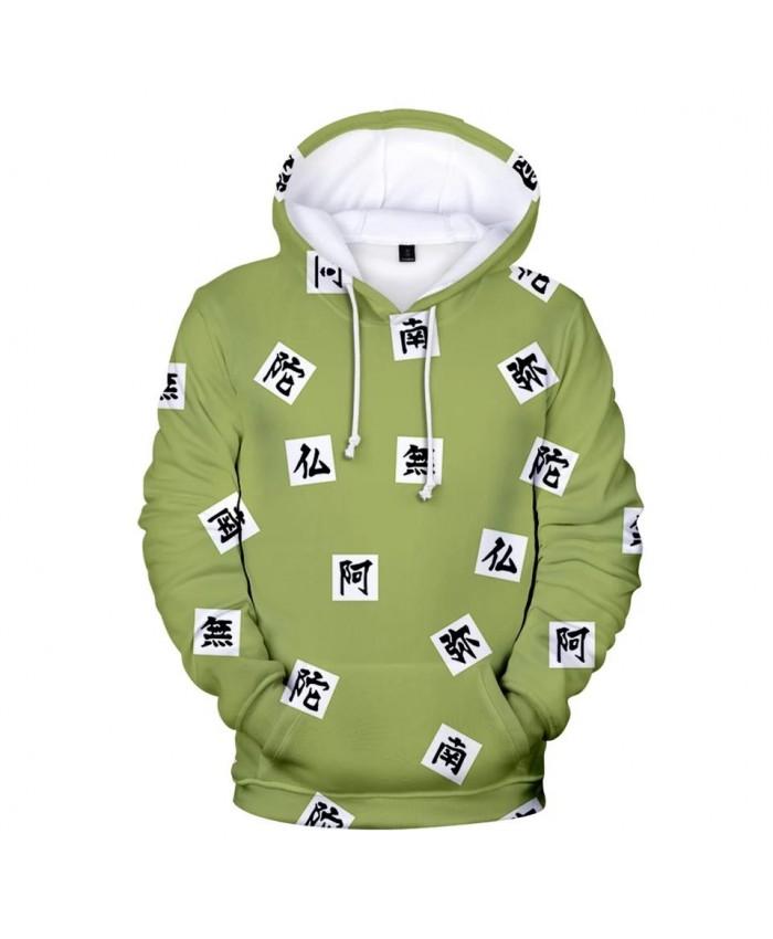 Ghost Blade 3D Hoodies Men women Casual Streetwear New children Sweatshirt Full Print Demon Slayer boys girls Autumn 3D Hoodies