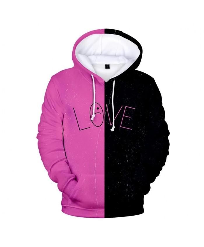 Lil peep 3D Hoodies Sweatshirts Men Women Fashion Kids Hoodies Hot sale lil peep Hooded New 3D boys girls black purple Hoodie
