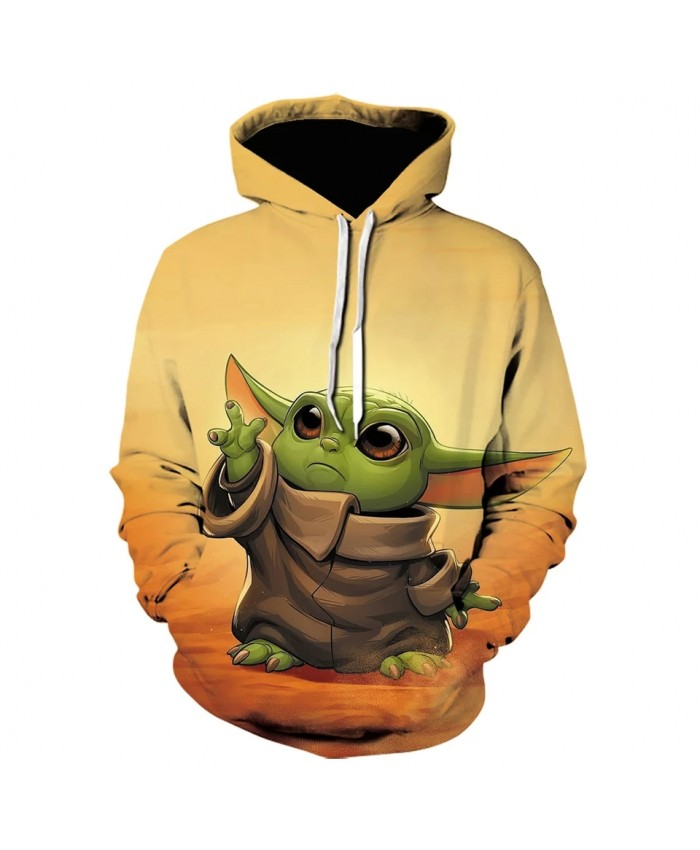 Autumn And Winter New Men And Women Hoodies 3d Printing Cartoon Animation Children Harajuku Sweatshirt Fashion Casual Pullover