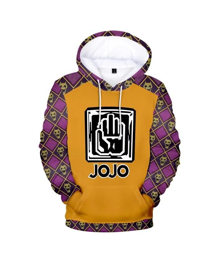 JOJO's fantastic adventure character suit 3D Hoodies men women Hot Autumn Hoodie boys girls sweatshirts 3D Kids pullovers