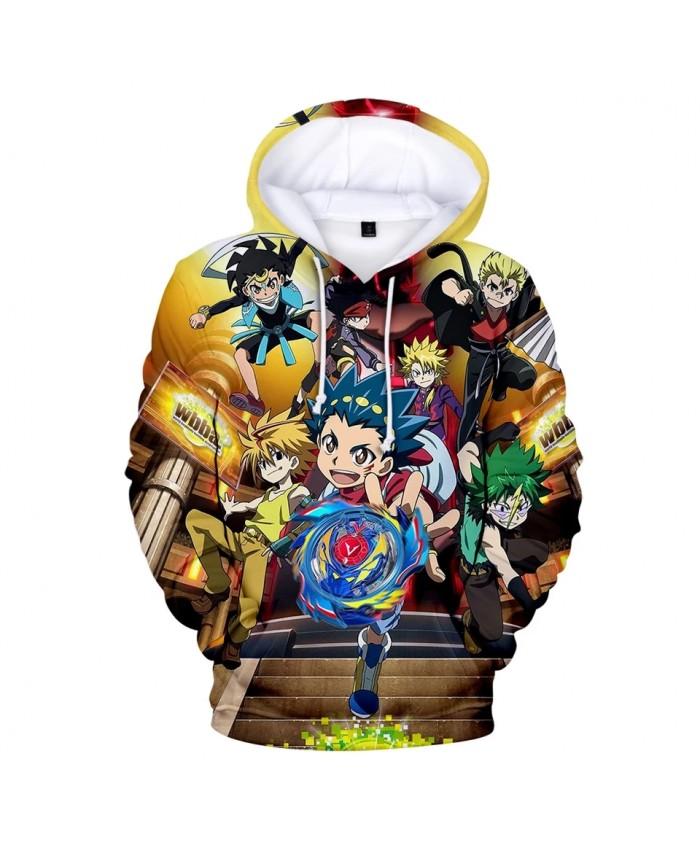3D Beyblade Burst Evolution Hoodies Men women Fashion Pullovers Autumn High Quality Hoodies boys girls Sweatshirts