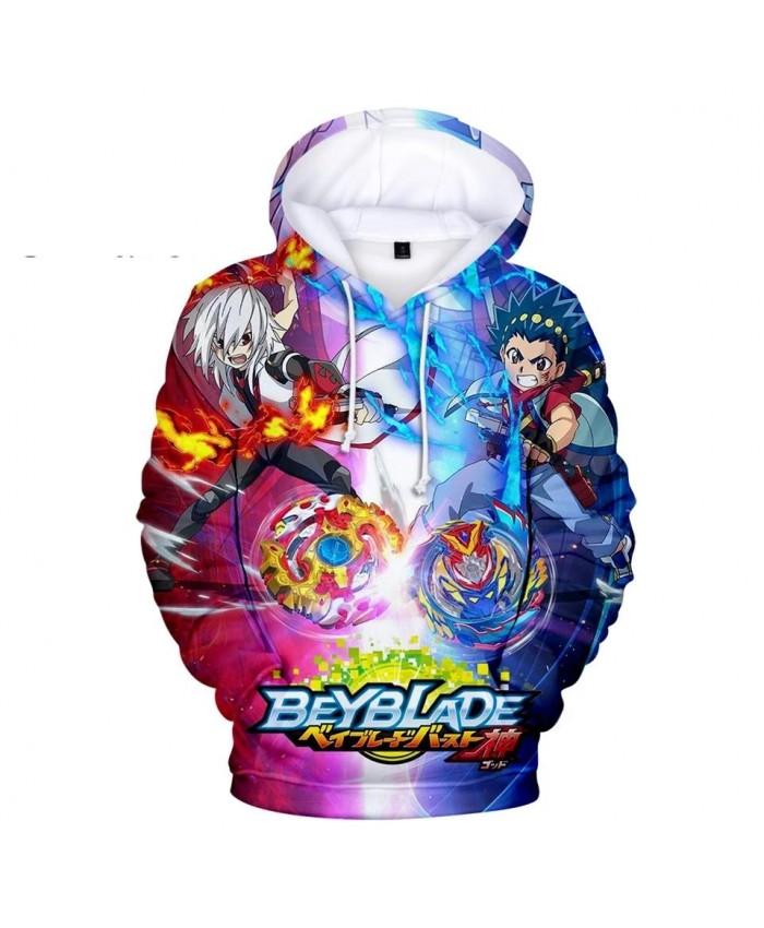 Beyblade Burst Evolution 3D Hoodies Men Women Sweatshirts Harajuku Kids Hoodie pullovers Print 3D Cartoon Hoodies streetwear