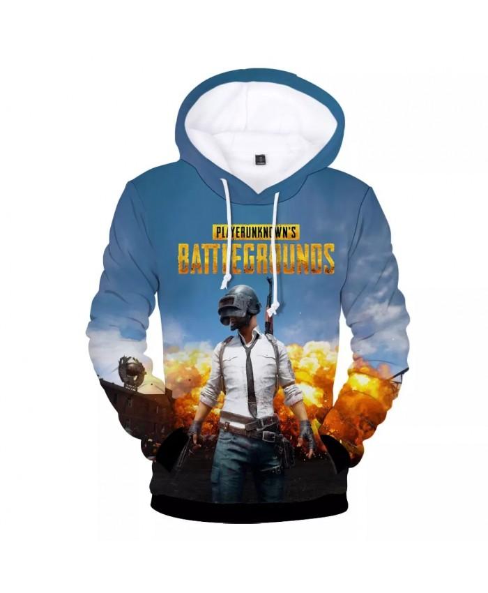 New PUBG 3D Hoodies Men women Fashion Hot Game Playerunknown's Battlegrounds PUBG 3D Print Men's Hoodies and Sweatshirt