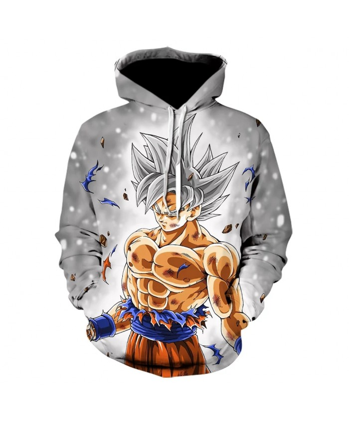 Autumn New Men's And Women's Hoodies 3d Printing Cartoon Anime Children's Fashion Sweatshirts Casual Streetwear Coat