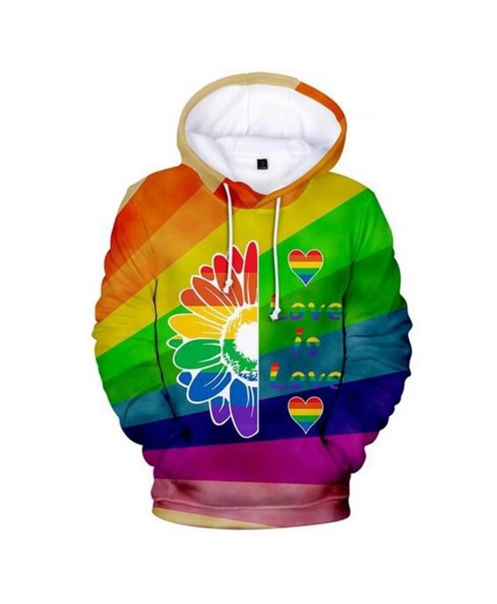 Lesbian Gay Hoodies Men women Fashion Love 3D Print Hip Hop Harajuku Men's Hoodies Pride Sweatshirt Men Plus XXS-4XL