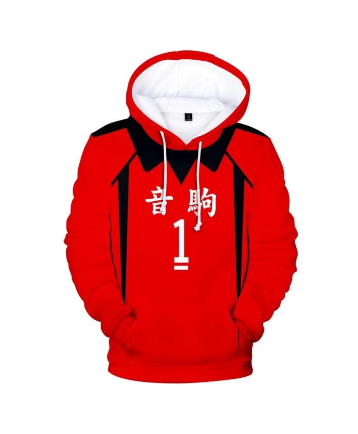 New Anime Haikyuu Hoodies Men women Fashion Hip Hop Harajuku 3D Print Haikyuu Men's Hoodies Sweatshirt Casual 4XL