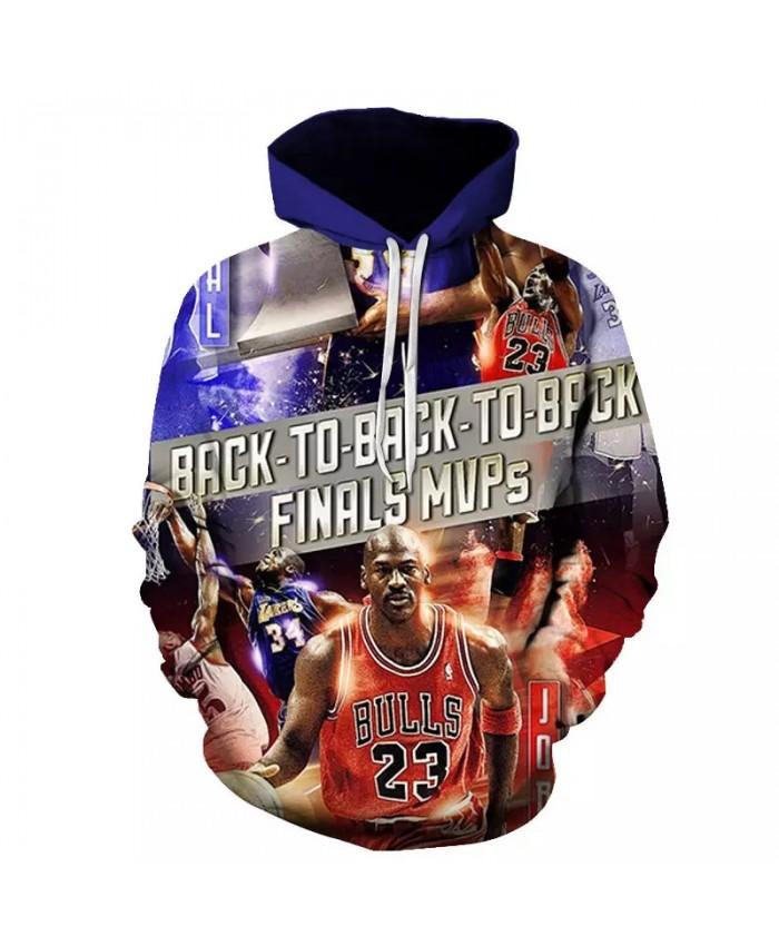 All-star basketball hoodie Street style collaboration hip-hop style sports men's basketball hoodie sports shirt brand original