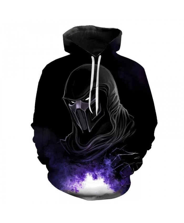 2021 New Mortal Kombat 3D Print Hoodies Men Women Casual Sweatshirts Game MK Hoodie Cool Boy Girl Kids Pullover Hoody Hip Hop