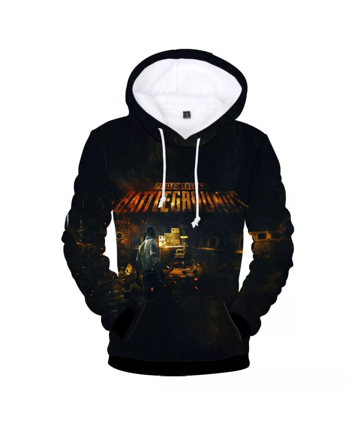 PUBG 3D Hoodies Men women Fashion Hot Game Playerunknown's Battlegrounds O Neck PUBG 3D Print Men's Hoodies Sweatshirt