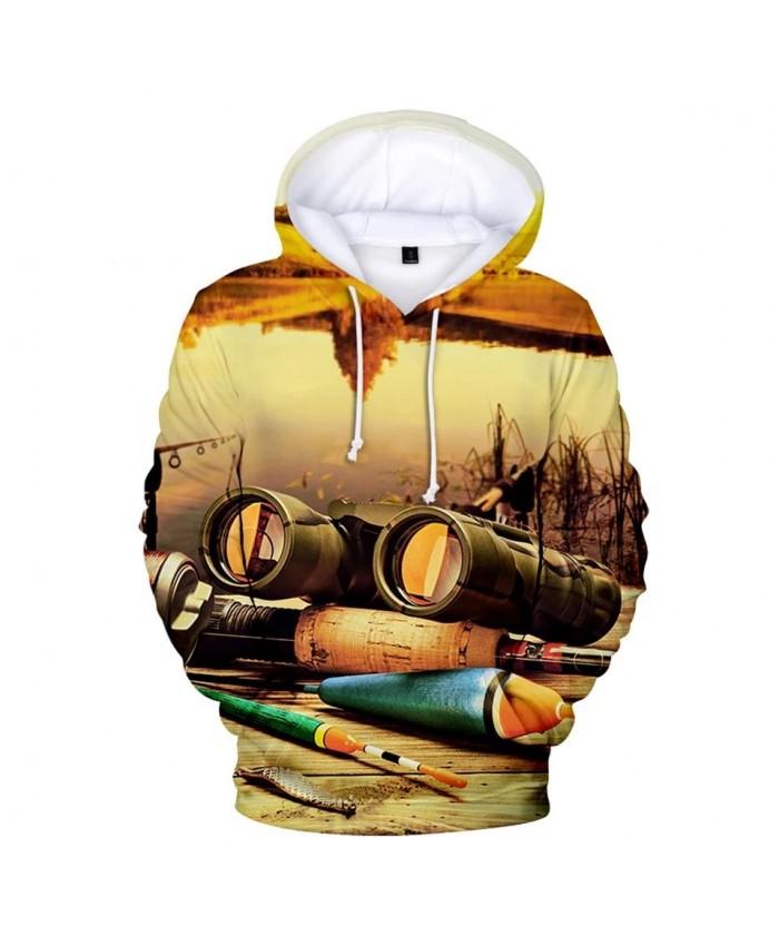Hot print 3D fish boys girls autumn winter comfortable pullovesr men women fashion hoodie children popular hooded sweatshirts