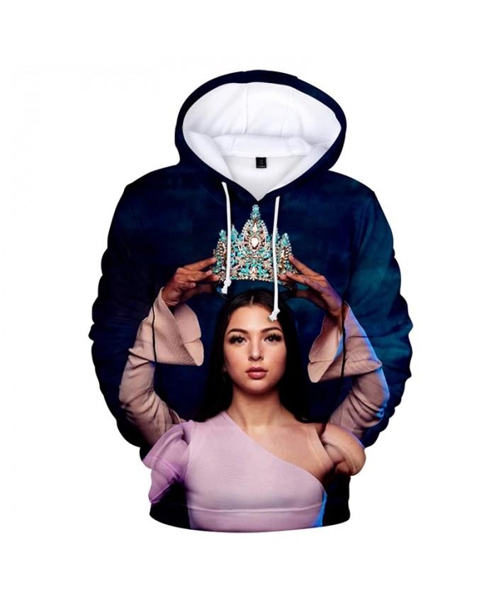 2021 Eva Queen 3D Hoodie Men Women Streetwear Oversized Hoodies Unisex Fashion Casual 3D Print Hooded Sweatshirts Cool Pullover