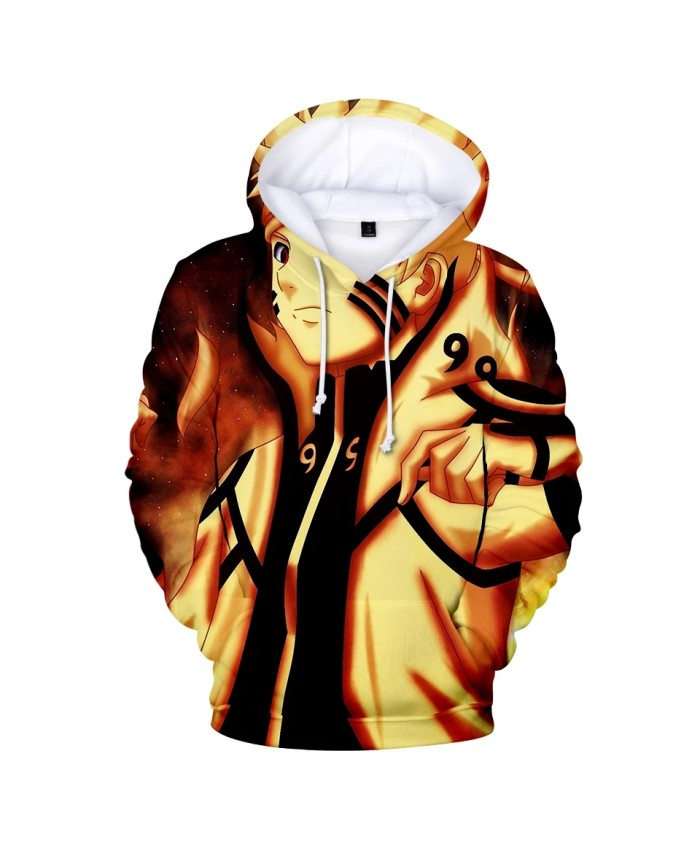 2021 Naruto 3D Hoodies Men women Fashion Animation Hot High Quality Streetwear Harajuku 3D Print Naruto Men's Hoodies Sweatshirt