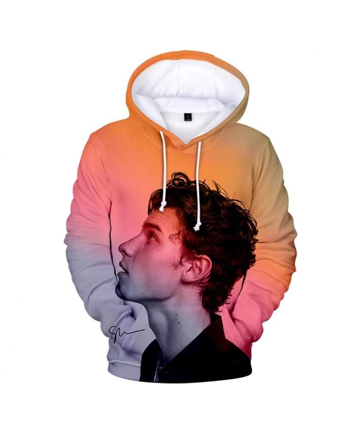 3D Hoodies Shawn Mendes Sweatshirt Men women Harajuku Oversized Sweatshirts Hip Hop Casual Hoodie Mens womens Clothes