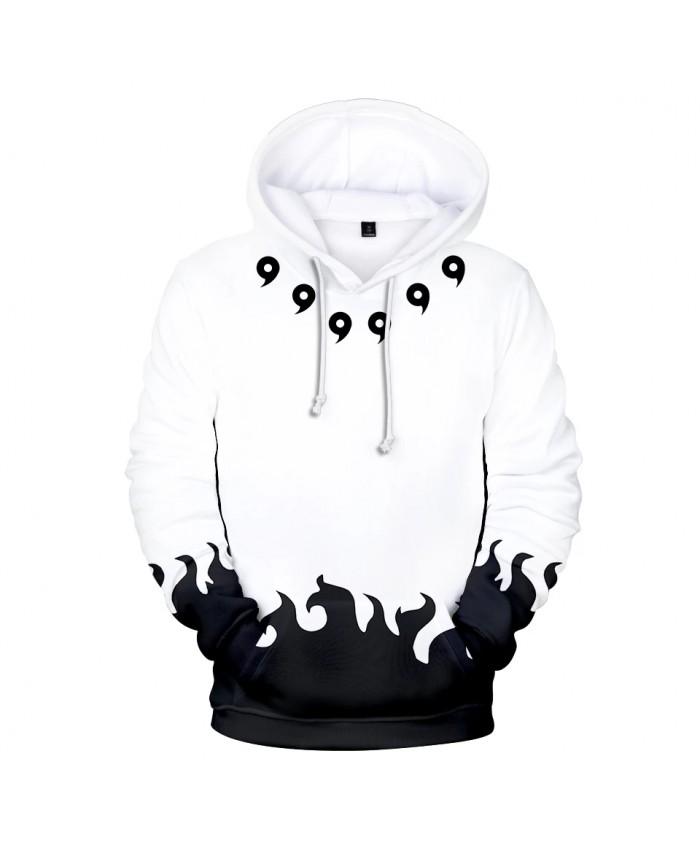 Fashion Naruto 3D Hoodies Men women white and black Kids Pullovers Harajuku High Quality Hot 3D Print Naruto boys Sweatshirts