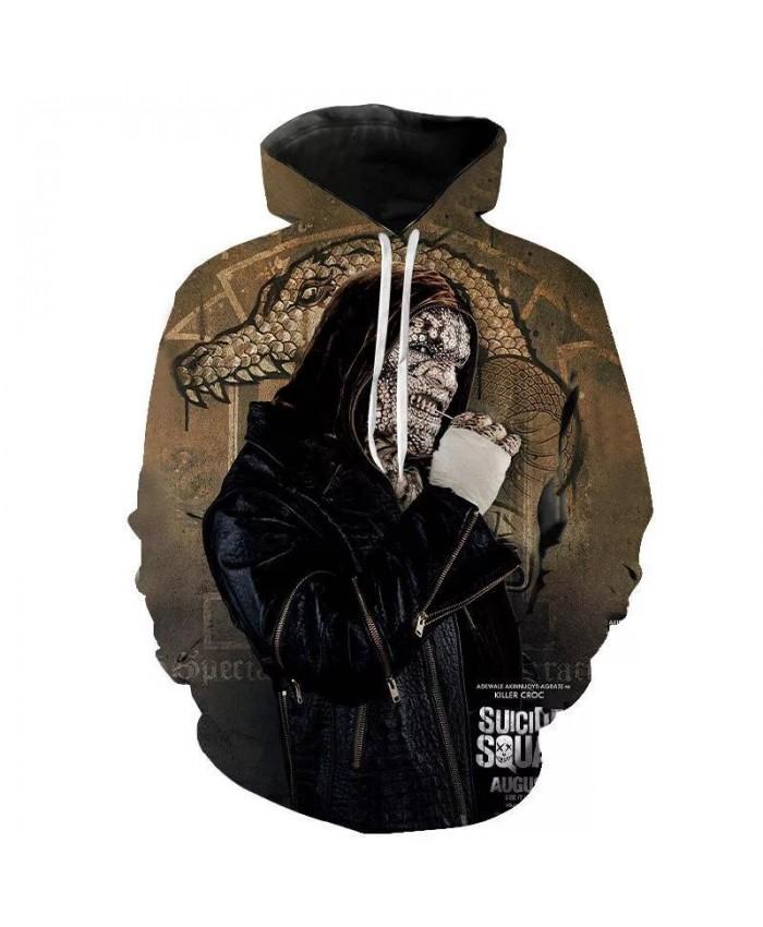 joker 3D Print Sweatshirt Hoodies Men and women Hip Hop Funny Autumn Streetwear Hoodies Sweatshirt For Couples Clothes Hip Hop