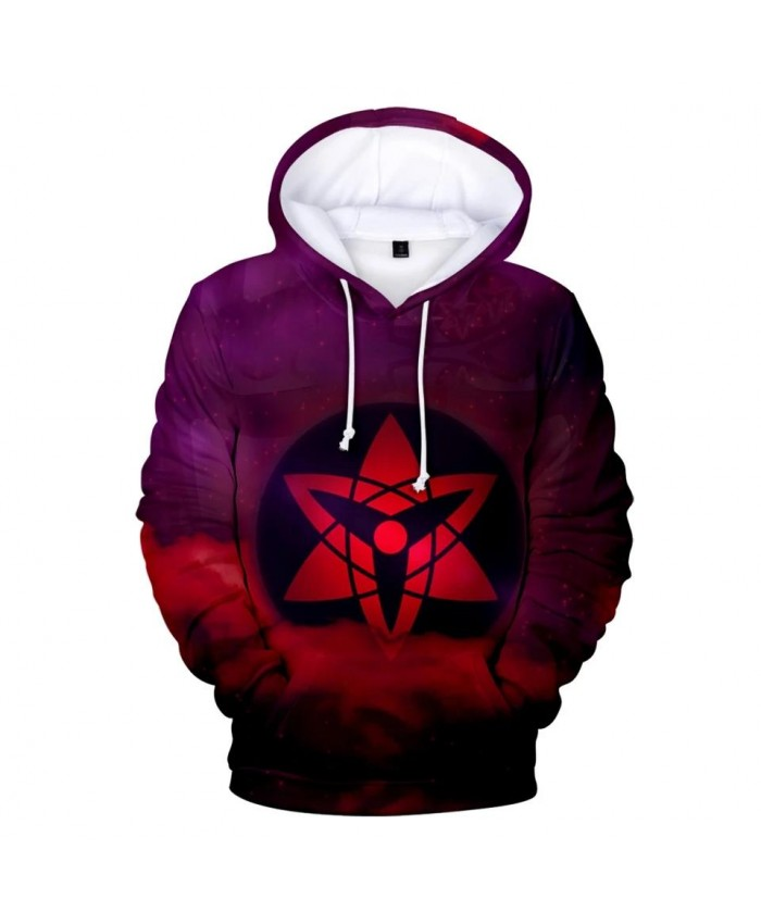 New 3D casual cartoon Naruto men and women hoodies popular children spring and autumn popular pullovers kids red sweatshirts