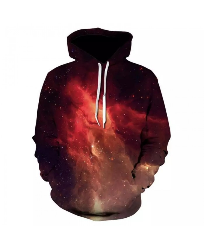 Men's/women's Hoodie 3d Printing Color Nebula Sweatshirt Autumn And Winter Sweatshirt Hip Hop Hoodie Fashion Long Sleeve Hoodie