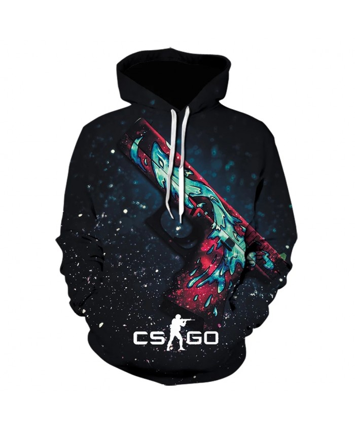 Brand Desgin Tracksuits The Game CS GO Costume Hoodies Hip Hop Jacket Counter Strike Global Offensive Hoodie HipsterSweatshirt