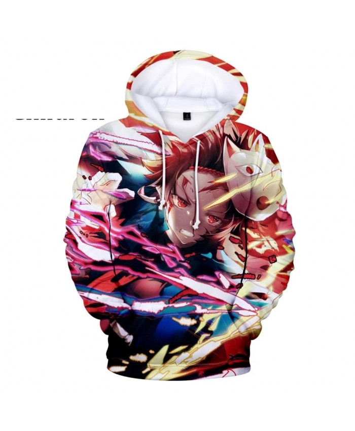 3D Comic Ghost Blade Hoodies Men Sweatshirts Fashion Women Print 3D Hoodie Autumn Kids Sweatshirts Casual Demon Slayer pullovers