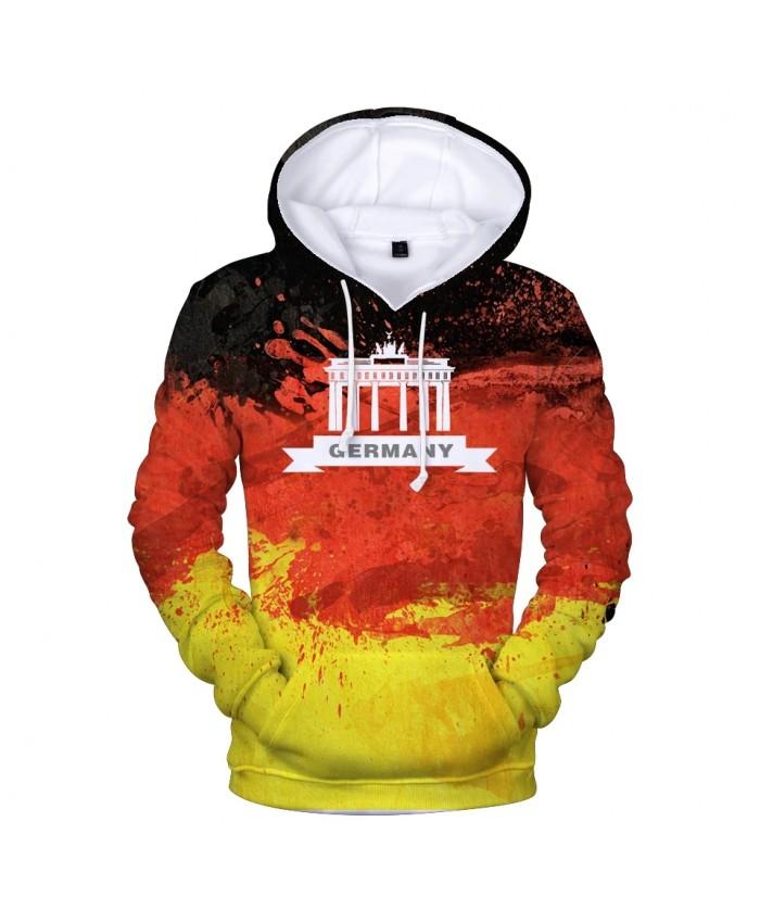 Germany National Flag 3D Hoodies Men women Fashion High Quality 3D Print Germany National Flag Casual Men's Hoodies