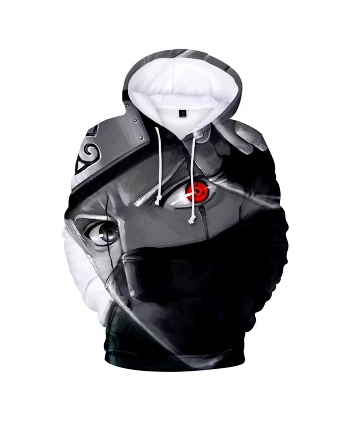 2021 Hot Arrive 3D Naruto Hoodies Men women Fashion Hip Hop Winter 3D Print Naruto O Neck Men's Hoodies Plus Size Clothes