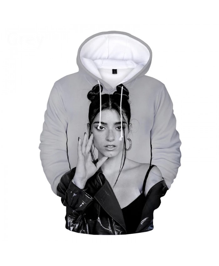 2021 Charli D'Amelio 3D Print Hoodie Sweatshirts Men Women Fashion Casual Pullover Harajuku Streetwear Hip Hop Hoodies