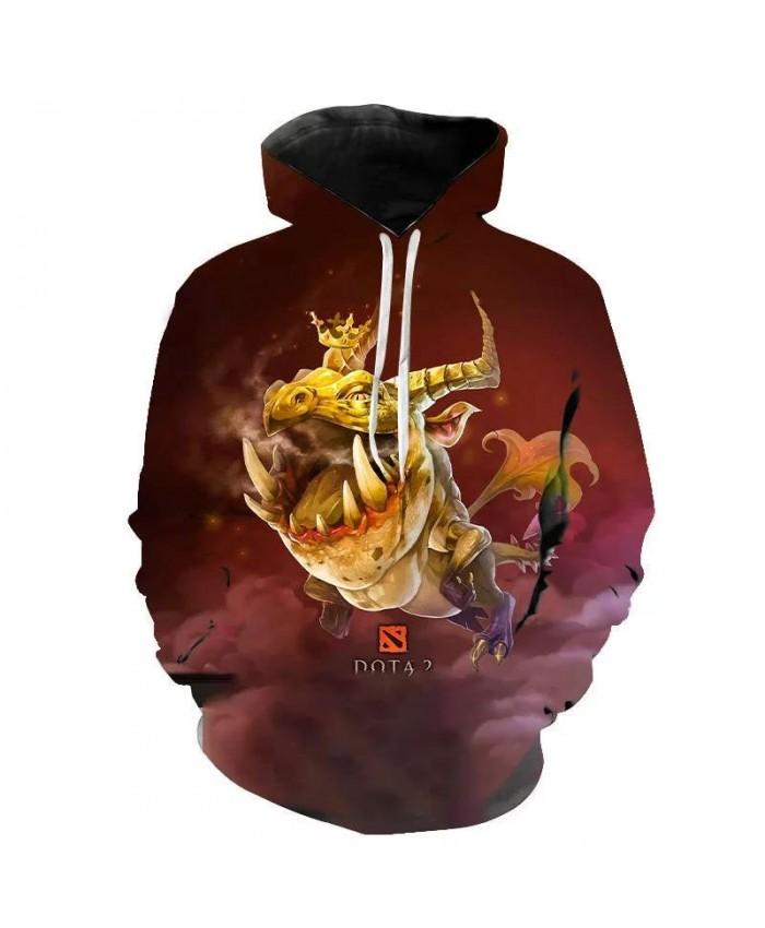 New Winter Warm WOW Hoodie Game Dota 2 Coat ALLIANCE Horde Jacket Coat Men Thick Fleece Zipper Luminous WOW Sweatshirts Hip Hop