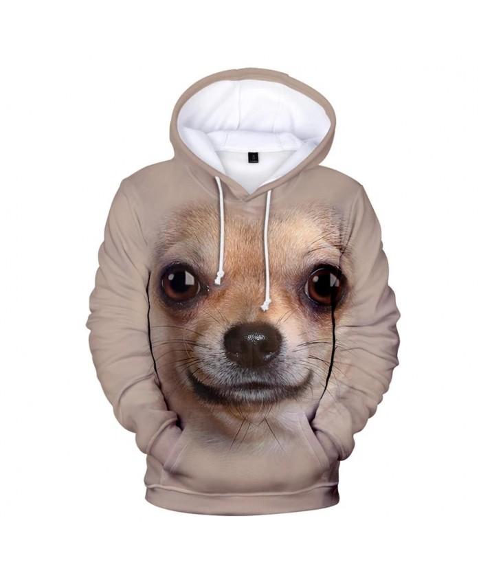 3D Animal Dog Hoodies Men Women Sweatshirts Harajuku Kids Hoodie Casual Print Dog Autumn boys girls cute pullovers 3D Hooded