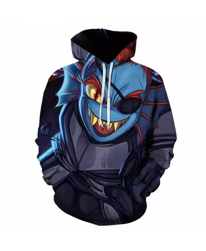 Undertale 3D printed hoodies boys girls kids fashion casual pullover hoodies men women kids cool street wear sweatshirt tops